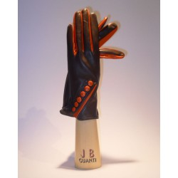 Goat Gloves lined silk